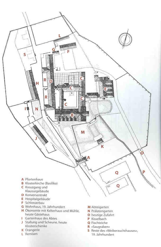 Kloster Eberbach - Eltville